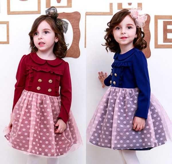 لباس های دخترانه پاییزه مخصوص کوچولوهای شیک پسند! عکس