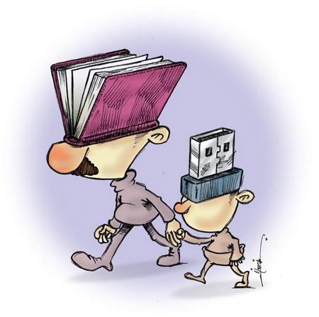 مجموعه کاریکاتورهای مفمومی و جالب (13)