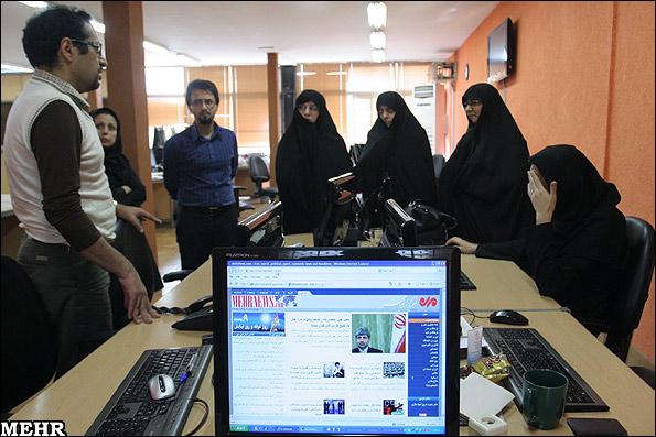 عکس/ مینو اصلانی رئیس بسیج زنان کشور