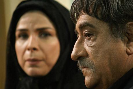 طاهر این هفته در «ستایش» دستگیر میشود عکس