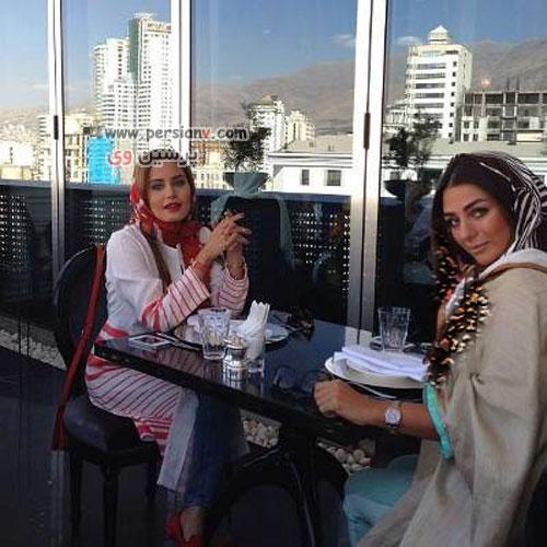 جدیدترین تصاویر متفاوت از بازیگران مشهور سینمای ایران