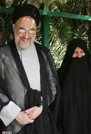 همسران روسای جمهور ایران با هم دیدار می کنند