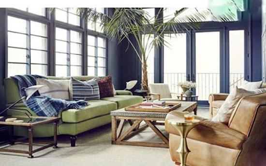 دکوراسیون خانه مجلل جسیکا آلبا بازیگر و مدل مشهور آمریکایی
