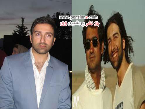 حامد میرباقری بازیگر نقش امیر علی در سریال شاهگوش