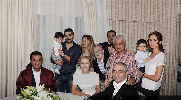 تصاویر دیدنی از ازدواج ابراهیم تاتلیسس خواننده مشهور ترک