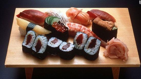 توکیو معروف به شهر غذا