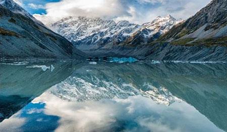 نیوزیلند جنوبی، بهشتی بر روی زمین