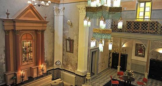 اقامت در هتل های مقدس دنیا جاذبه ای جدید برای عاشقان سفر