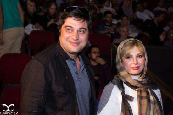 حضور بازیگران و هنرمندان مشهور در اکران خصوصی فیلم گاوخونی