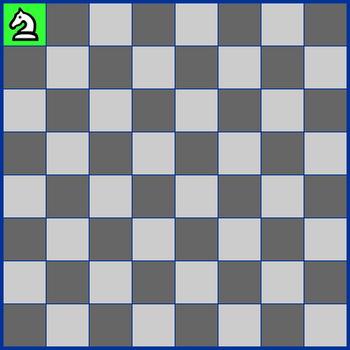 معمای شطرنج گشت و گذار کامل