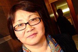 زنی که انقلاب مخملی قرقیزستان را تمام کرد