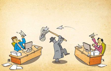 کاریکاتور جالب و دیدنی