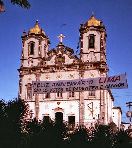 کلیسا و صومعه سائو فرانسیسکو در برزیل
