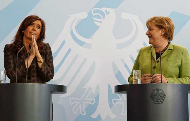 عکس : واکنش جالب خانم رئیس جمهور