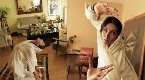 سرنوشت عجیب هدیه تهرانی و بازگشت او به سینما