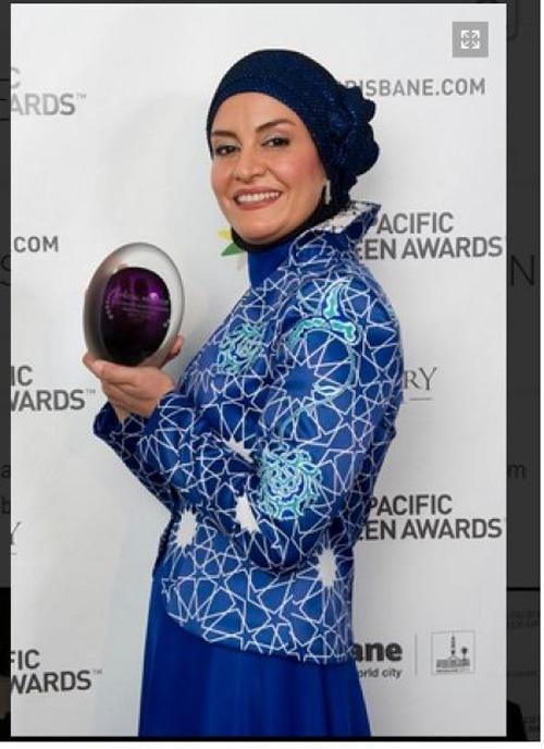 جایزه ویژه مریلا زارعی در جشنواره آسیا پاسیفیک