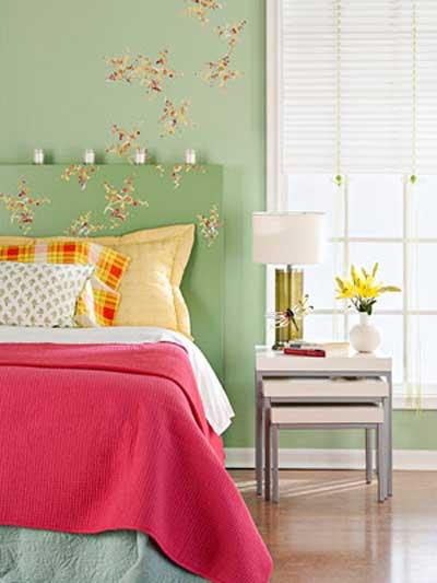 نکات طلایی برای تغییر دکوراسیون اتاق خواب / اتاق خوابی ایده ال را اینگونه طراحی کنید
