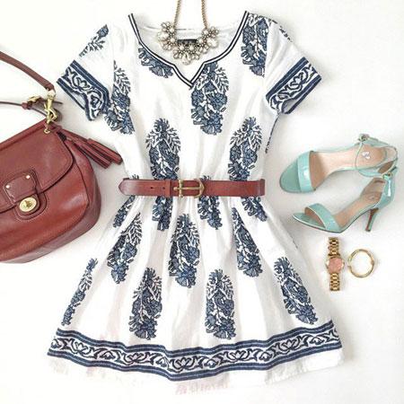 ست های زیبای لباس بهار و تابستان  تصاویر