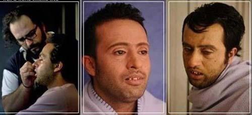 گریم های سنگین و عجیب بازیگران سینمای ایران