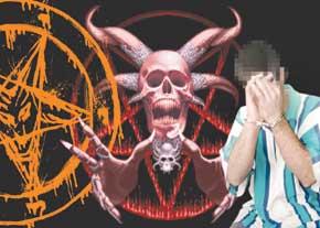انهدام باند شیطانپرستی در ابهر
