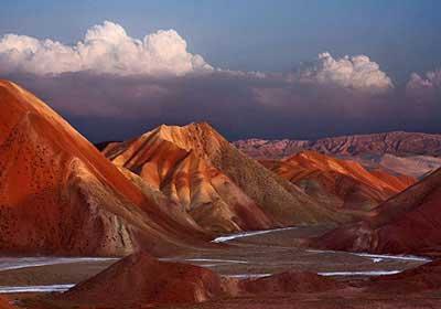 کوه گردی در 6 گوشه ایران تصاویر
