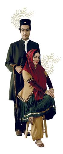 ملیکا شریفی نیاو همسرش