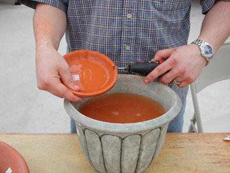 آموزش ساخت یک آب نمای ساده