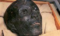 عکس : مومیایی صورت مشهورترین فرعون