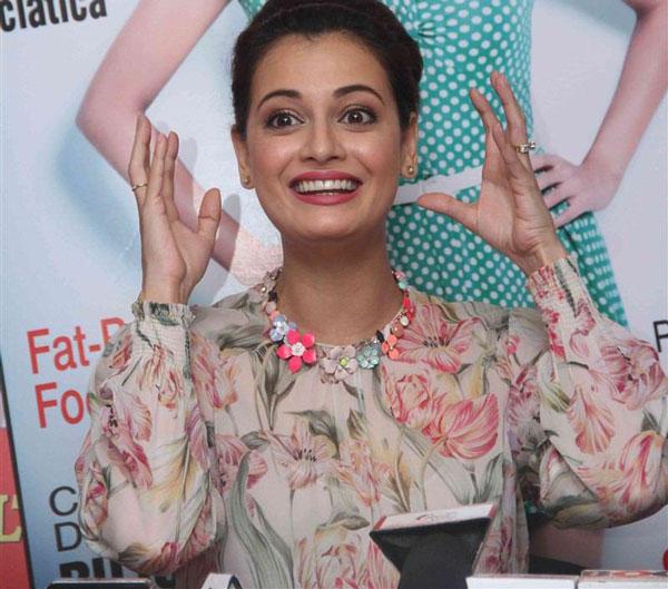 حرف های جدید و جالب دیا میرزا در مورد دریافت عشق از ایران و زمان اکران فیلم سلام بمبئی