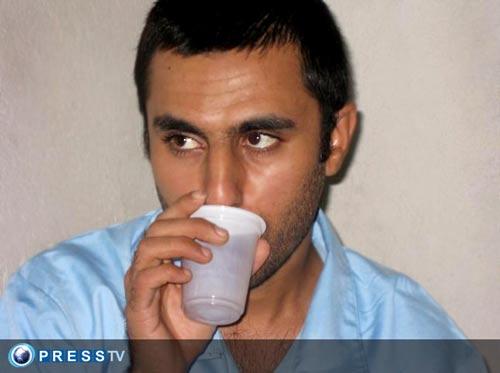 تصاویر: عبدالمالک ریگی در بازداشتگاه