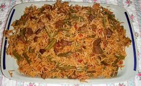 طرز تهیه شوید لوبیا (پلوی مخلوط شیرازی ) با گوشت قیمه