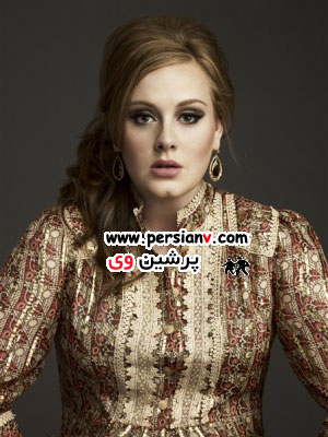 عکسهای زیبا و کاملا متفاوت از خواننده زنی که طراحان مد او را چاق و بدهیکل می دانند!