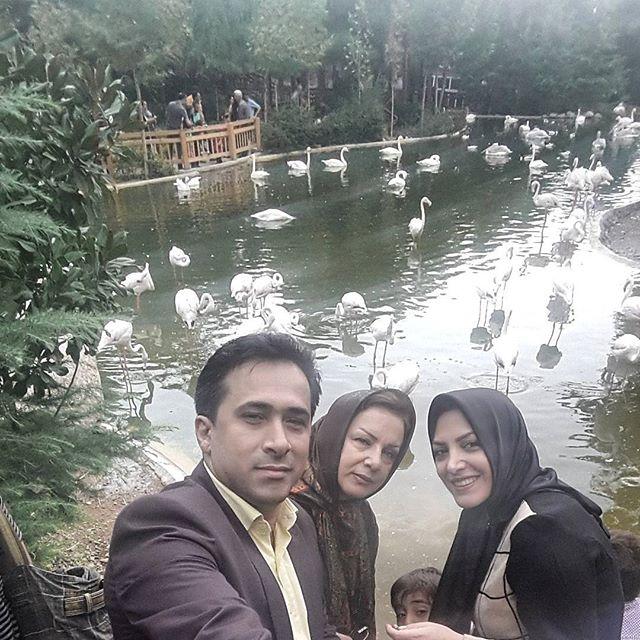 تصاویر باغ پرندگان مشهد