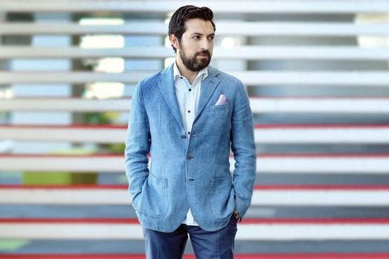 اشکان خطیبی بازیگر خوب کشورمان از زندگیش و فضای مجازی میگوید