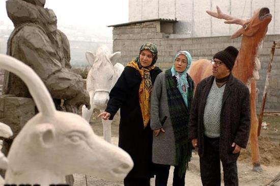 بهرام شفیع مجری مشهور ورزشی در قسمت سوم پایتخت 3