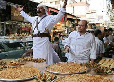 سوریه و آداب و رسوم مردم آن کشور در ماه مبارک رمضان