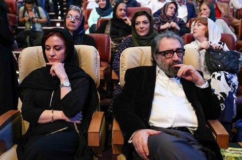 دیدار مریلا زارعی و مسعود کیمیایی پس از سالها