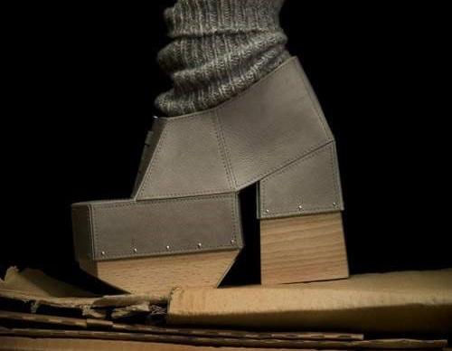 کفشهای عجیب وغریب و جالب