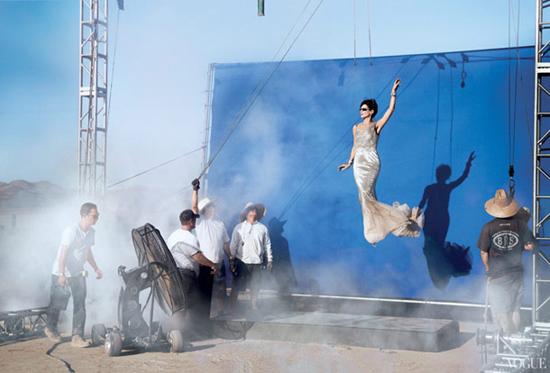 بهترین عکسهای ستارگان سینما در مجلات معتبر دنیا
