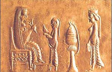 اولین زن پادشاه ایران چه کسی بود؟  عکس