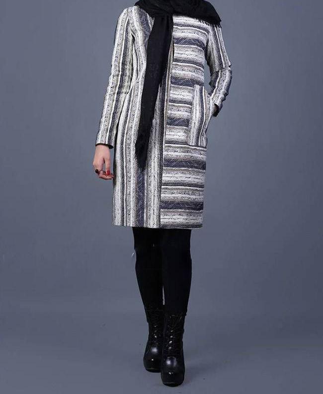 مدل مانتو زمستانی2017 برند Chomas / خانم های شیک پوش حتما ببینند