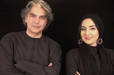 هانیه توسلی و مهدی احمدی پس از 12 سال همبازی شدند