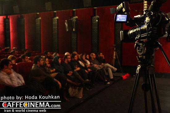 حضور ترانه علیدوستی در مراسم نمایش یک فیلم