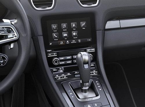 پورشه 718 باکستر، رودستری برای لذت رانندگی