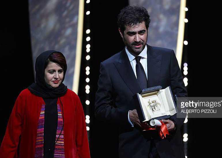 حرف های عجیب شهاب حسینی: جایزه جشنواره کن برایم خوش یمن نبود