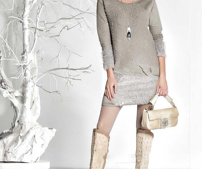 استایل شیک و بی نظیر زمستانه با بهترین مدل لباس های اروپا