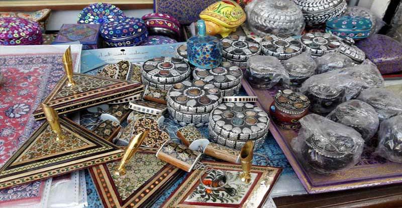 سرای مشیر بازار قدیمی از فرهنگ روزگاران گذشتهی ایران زمین