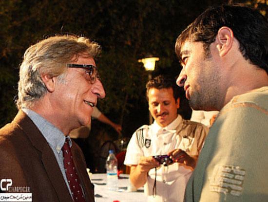 حضور بازیگران مشهور سینما در ضیافت شام شهرزاد