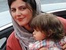 عکس های دیدنی مصاحبه با لیلا حاتمی در منزلش !