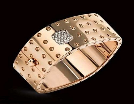مدل های جدید و زیبای دستنبدهای طلا  تصاویر